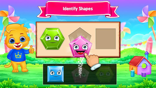 Colors & Shapes - Kids Learn Color and Shape screenshots 2