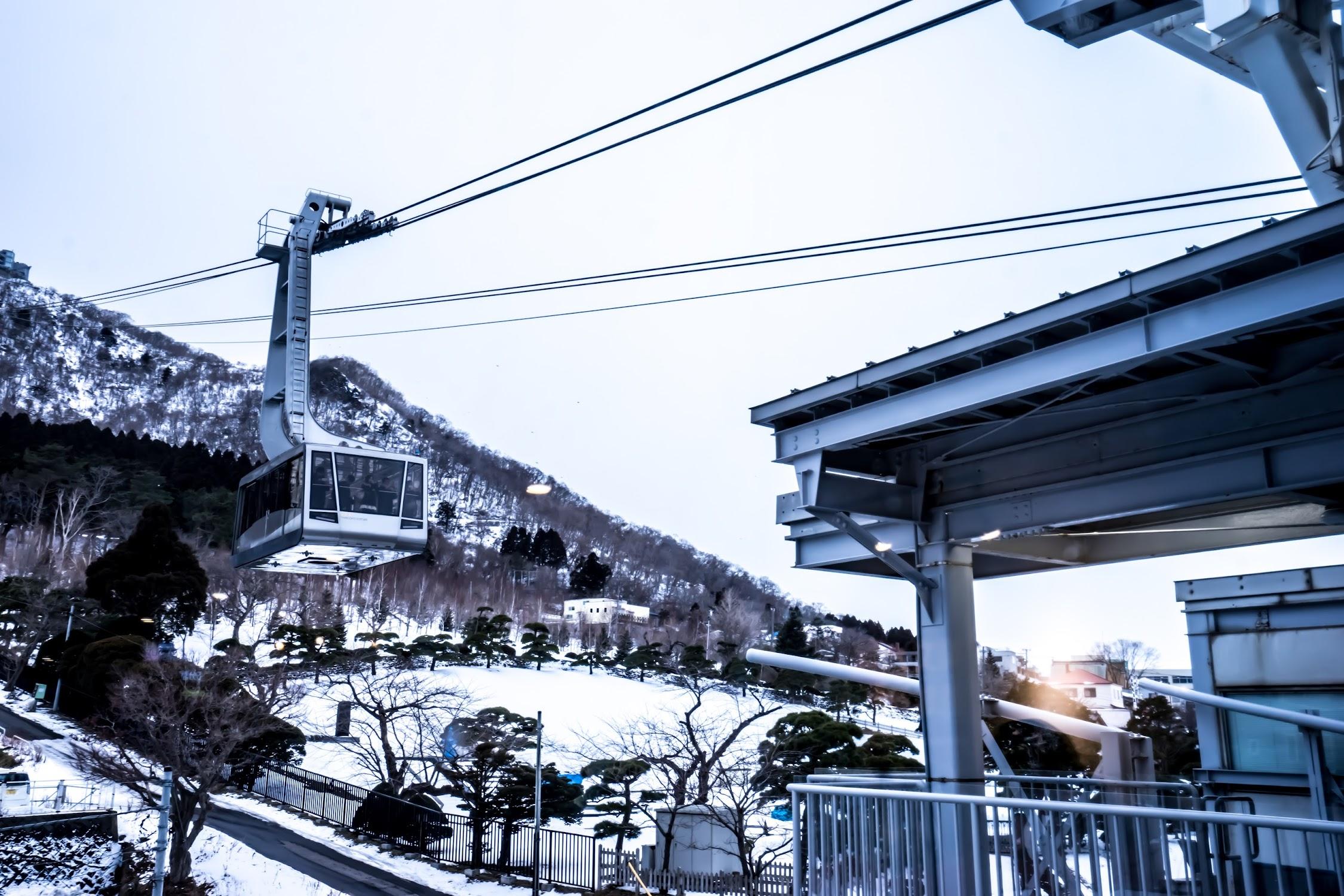 函館山ロープウェイ1