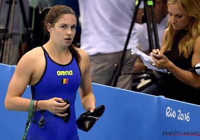 Fanny Lecluyse se fixe un objectif pour les Championnats du Monde de natation petit bassin