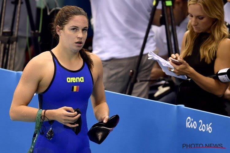 Mondiaux de natation : Fanny Lecluyse s'est qualifiée pour la finale du 100m brasse