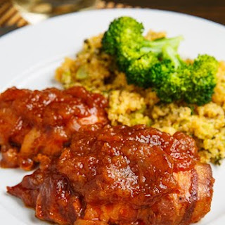 Bbq Flavored Chicken Recipes