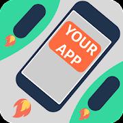 App Screenshot Design for App Store or Google Play