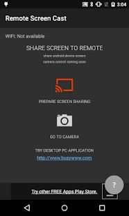 Camera Remote- screenshot thumbnail