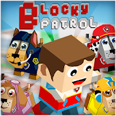 Super Paw Road Blocky Patrol