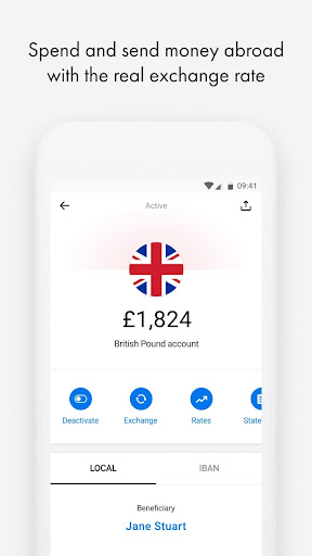 Revolut - A Radically Better Account screenshot