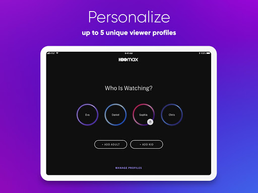 HBO Max: Stream HBO, TV, Movies & More screenshot 8