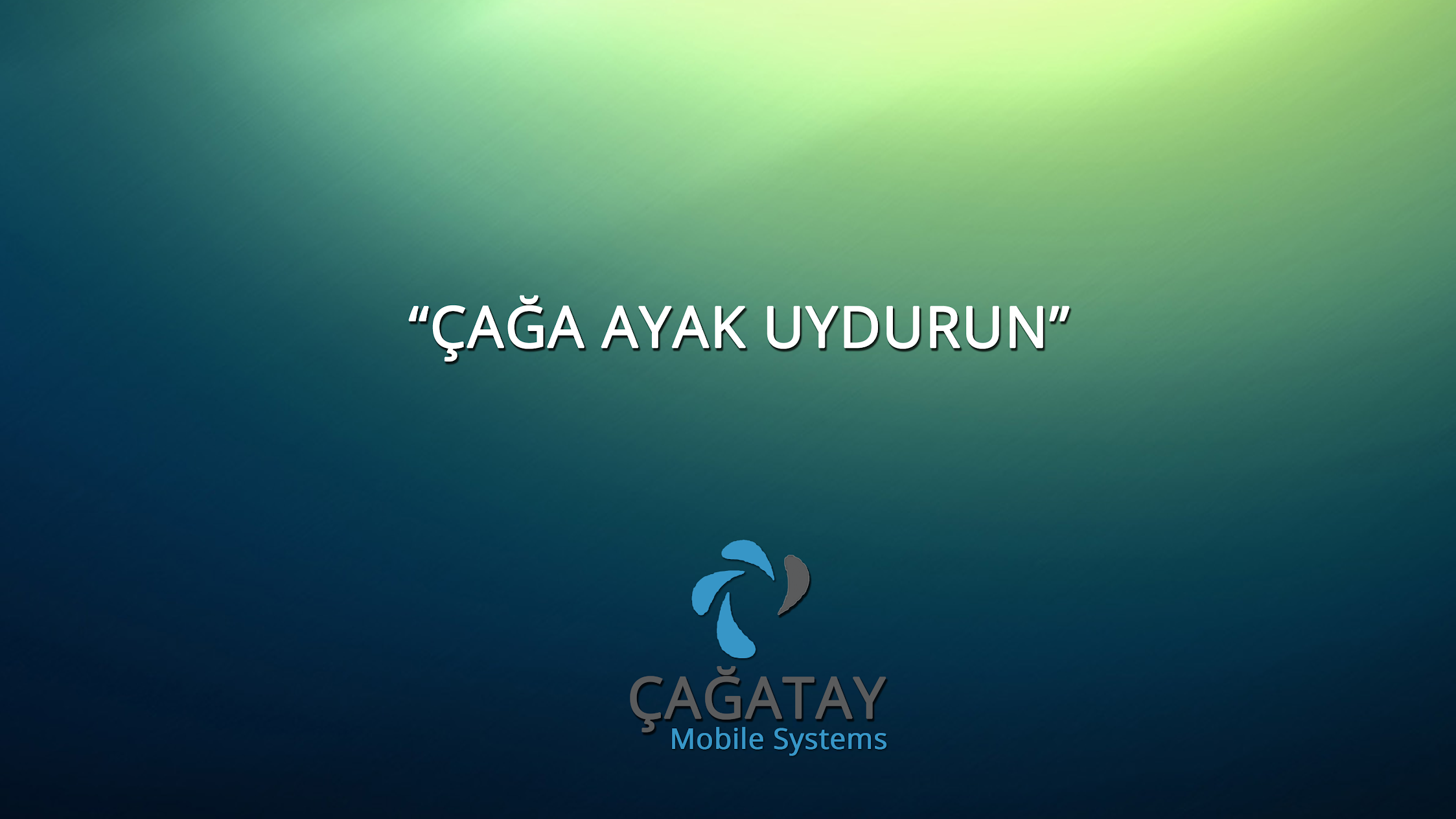 Cagatay Mobile Systems