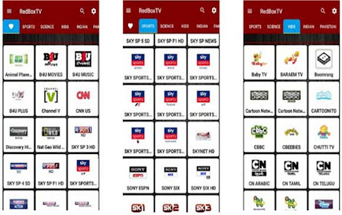 Download RedBox Tv APK 2 2 by RedboxTv Inc - Free Android Apps