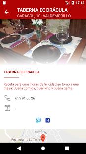 Taberna de Drácula - náhled