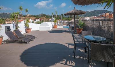 EL HOTEL - Terraza