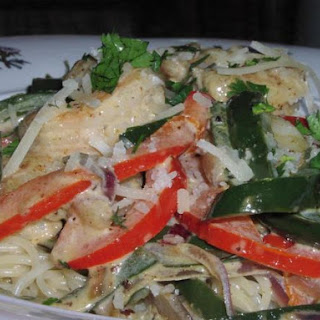 Santa Fe Pasta & Shrimp