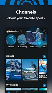 Descargar LaLiga Sports TV – Live Sports Streaming & Videos para PC ✔️ (Windows 10/8/7 o Mac) 5