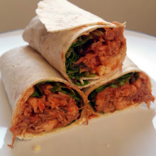 Chicken Wrap Sauce Recipes