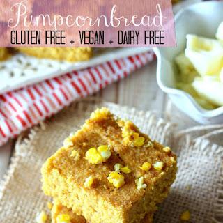 Pumpcornbread (Gluten, Dairy, Soy, Sugar, and Nut Free) Recipe