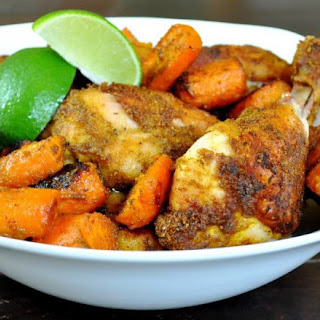 Weight Watchers Curried Drumsticks
