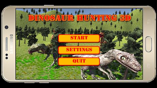 Dinosaur Hunting 3D