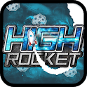 Rocket Royale High - Planet Space Game icon