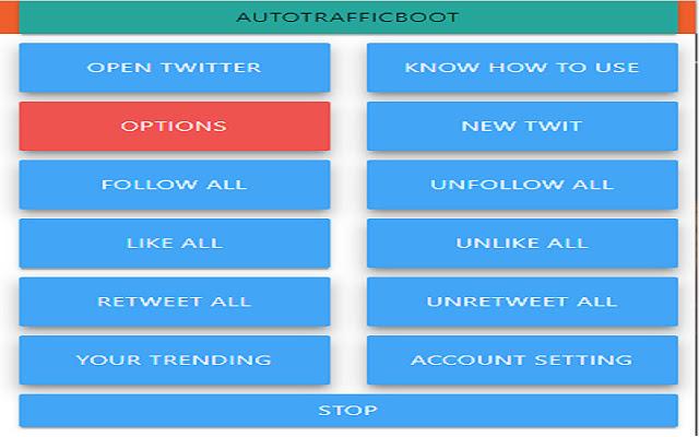 AutoTrafficBoot Twitter Follower