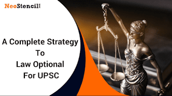 A Complete Strategy to Law optional for UPSC