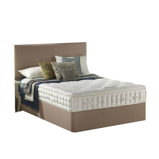 Hypnos Alto Pillow Top Shallow Divan on Legs