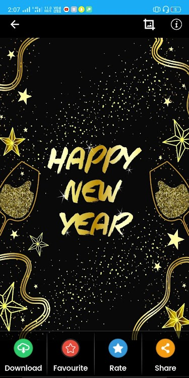 Happy New Year 2020 Best Wishes And Wallpapers Android Apps Appagg