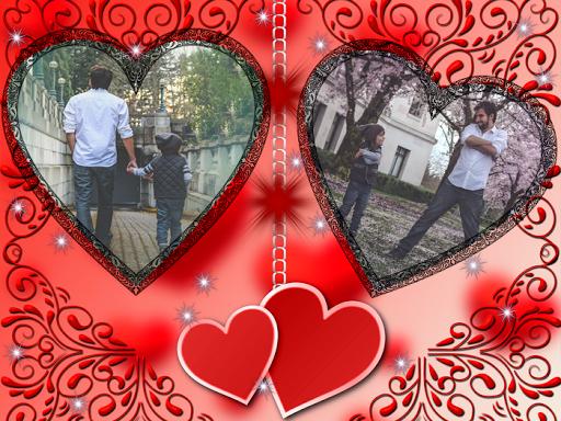 Photo Frames Love Romantic 1.3 screenshots 2