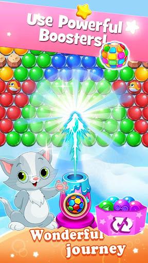Meow Bubble Pop 1.4.0 screenshots 4