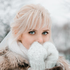 Свадебный фотограф Анна Хомко (AnnaHamster). Фотография от 03.02.2019