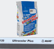 Ultracolor Plus Fogmassa 120 Black 5kg