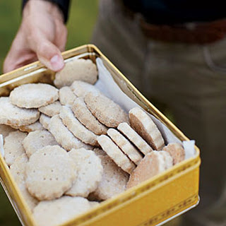 Granny Wallace's Shortbread Cookies