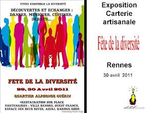 Photo: En collaboration avec l'associaiton Pari-Rennes 30 avril 2011