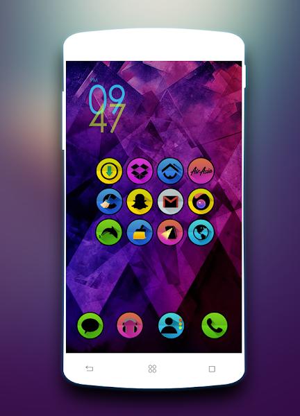 Mebo – Icon Pack v2.1