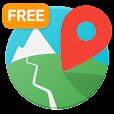 E-walk Free - Offline maps