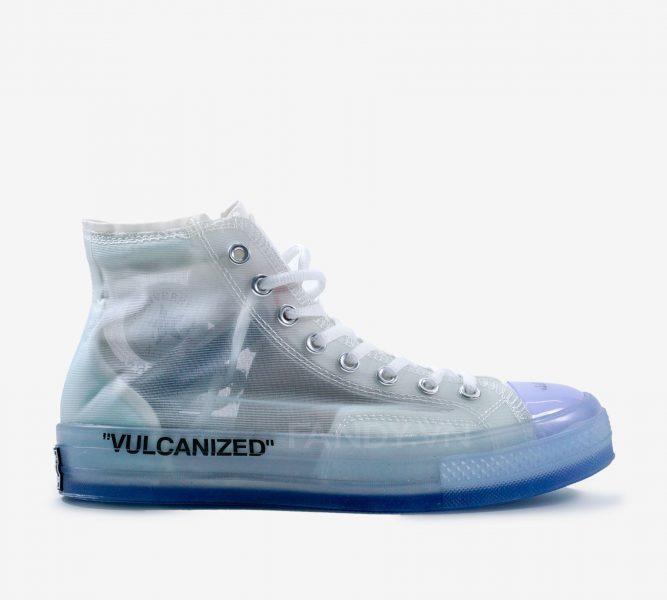 Giày Converse ChuckII x Offwhite