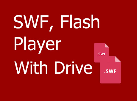 Cloud SWF Player with Drive