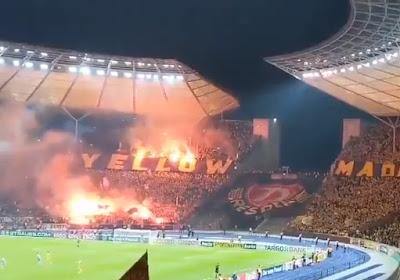 Des supporters d'un club de division 2 allemande se déplacent à 35.000 pour un match de Coupe