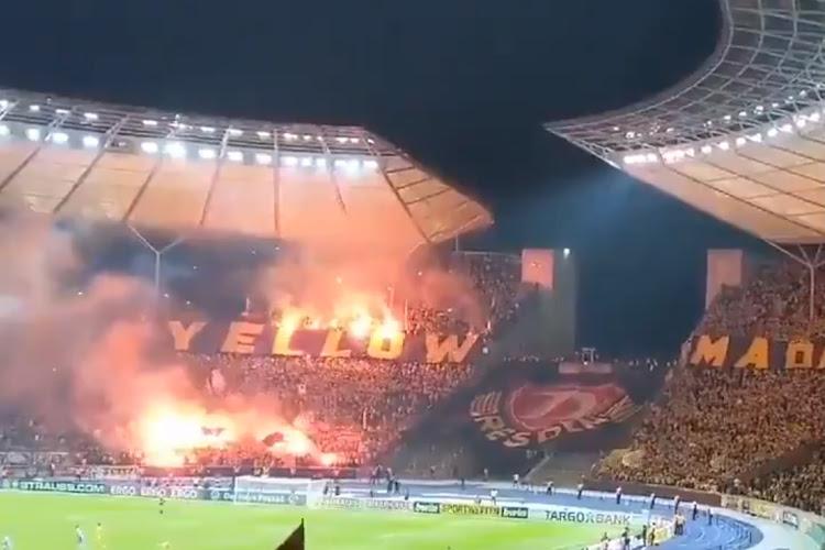 🎥 Waanzin: Voorlaatste uit Duitse tweede klasse trekt met 35.000 fans naar bekerduel tegen Lukebakio