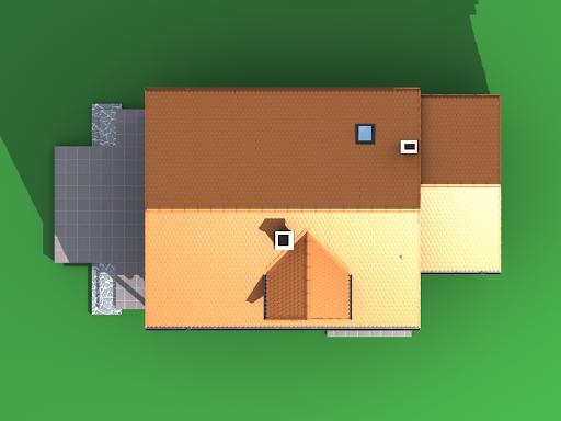 Osiek dw z garażem - Usytuowanie