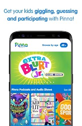 Pinna: podcasts, music & audio books for kids APK screenshot thumbnail 17