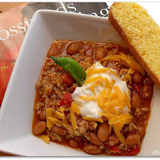 Mixed Chili with Pork and Pinto Beans
