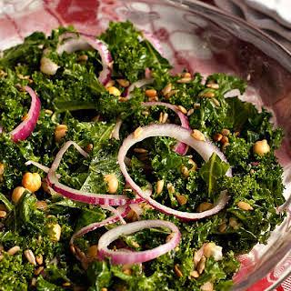 Marinated Kale Salad.