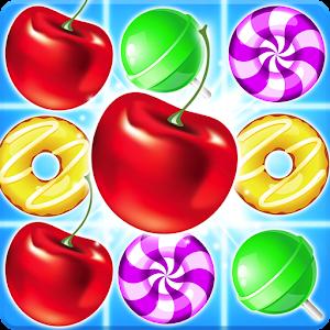 Food Splash-Matching 3 Crush for PC and MAC