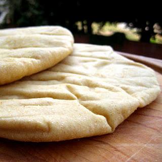Whole Wheat(ish) Pita Bread