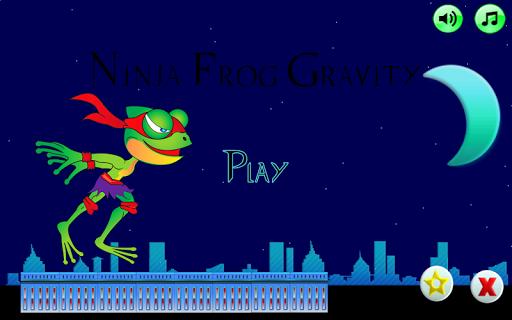 Ninja Frog Gravity