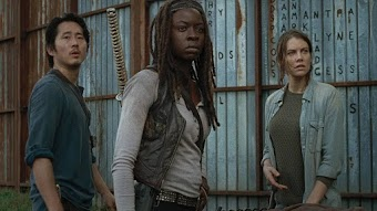 The Walking Dead - Nach Osten