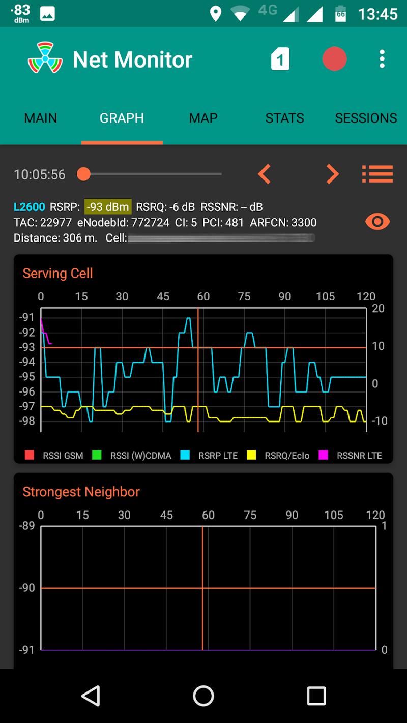 NetMonitor Pro Screenshot 4