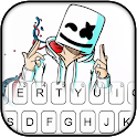 Doodle DJ New Keyboard Theme icon