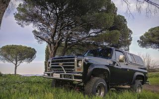 Chevrolet Blazer K5 Rent Lazio