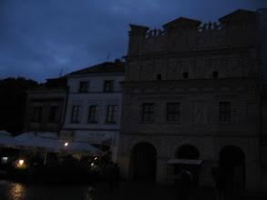 Photo: Noc w Kazimierzu Dolnym