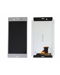 Xperia XZ Display Original Silver
